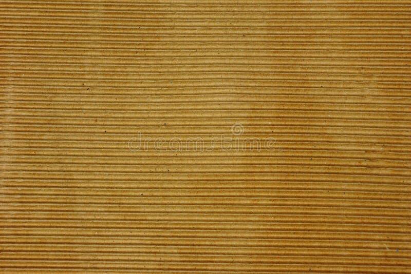 纸板水平的纹理背景 库存图片