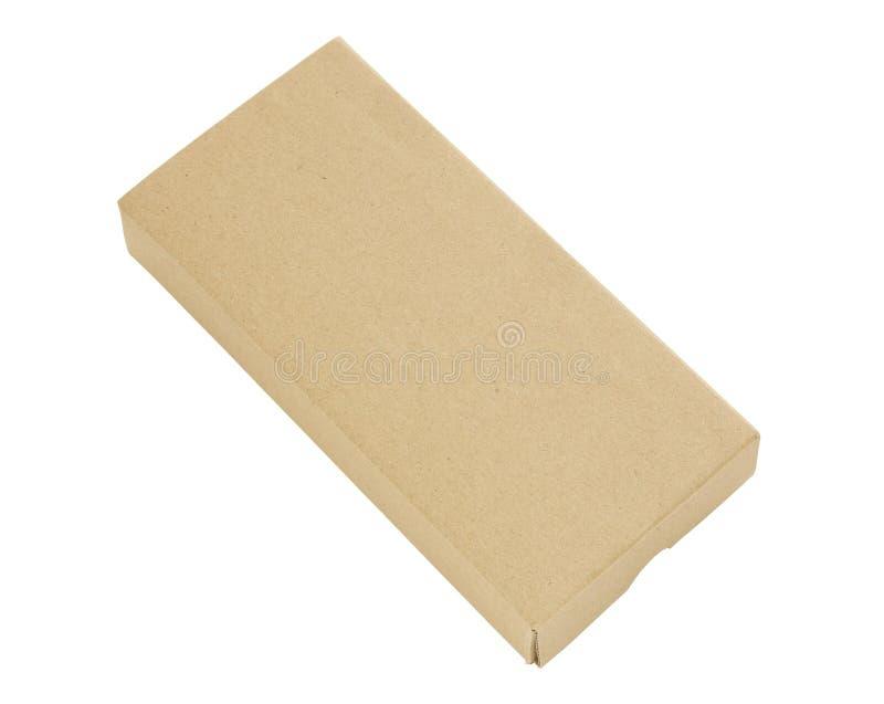 纸板箱 免版税库存图片