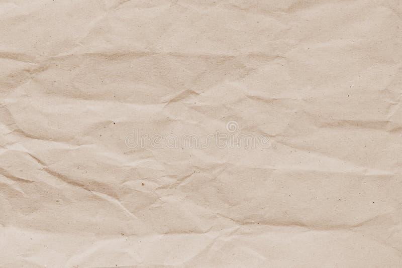 纸板纹理或背景,皱纸板包裹背景纹理 库存照片