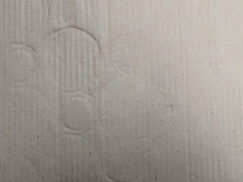 纸板表面纹理 库存图片