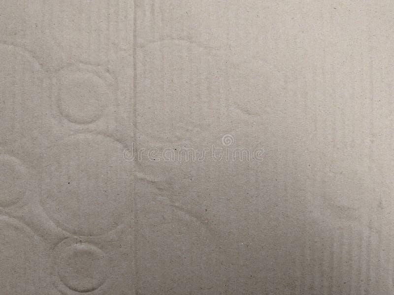 纸板表面纹理 图库摄影