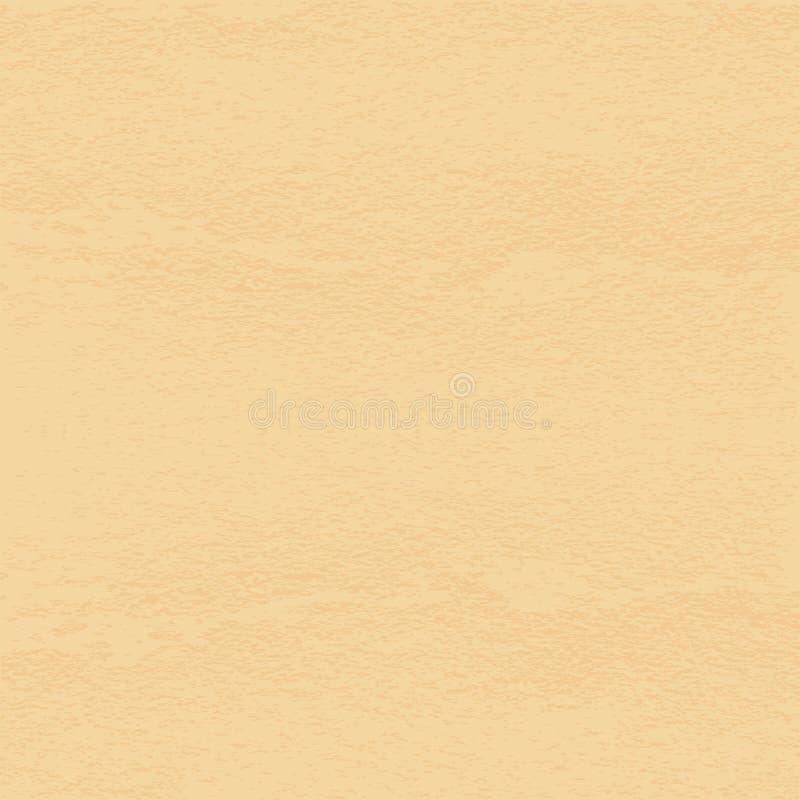 纸板近景纹理 背景接近的纸射击 股票 皇族释放例证