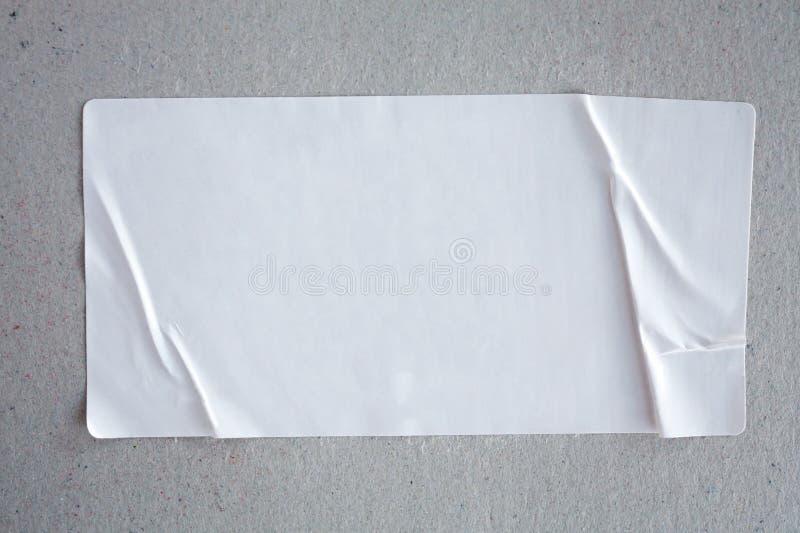 贴纸标签 库存图片