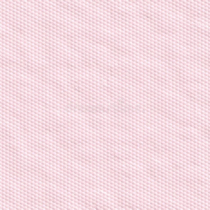 纸桃红色洗手间 图库摄影