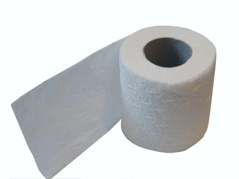 纸洗手间 库存图片