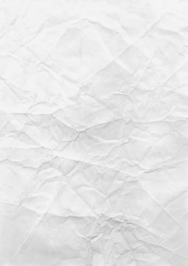 纸白色 图库摄影