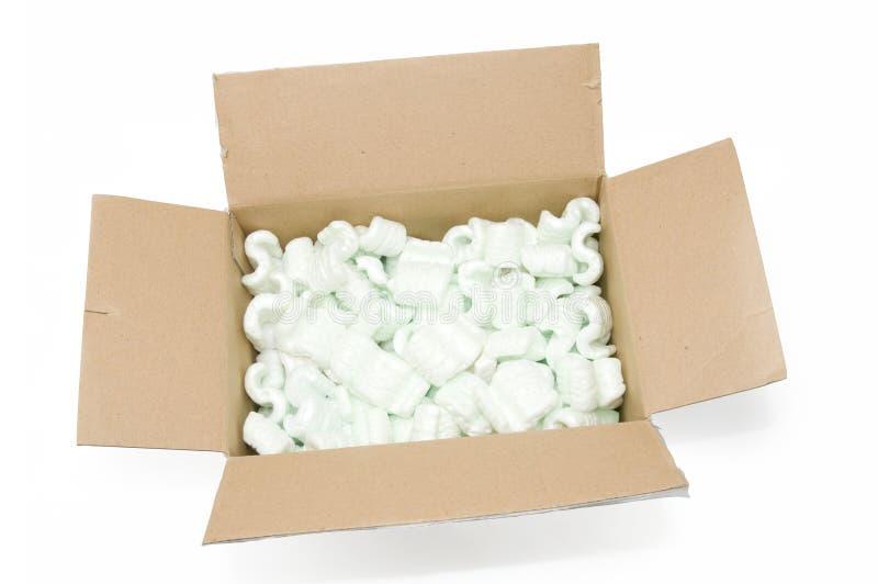 纸盒 库存图片