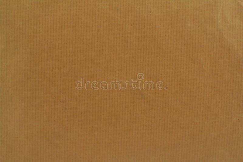 纸纹理包裹 免版税库存图片