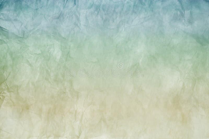 纸背景纹理 向量例证