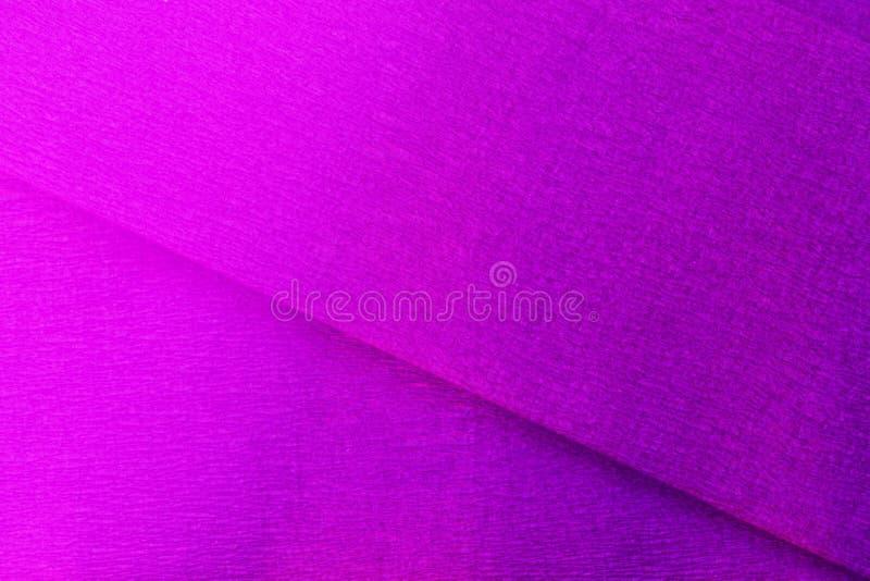纸紫色 免版税库存照片