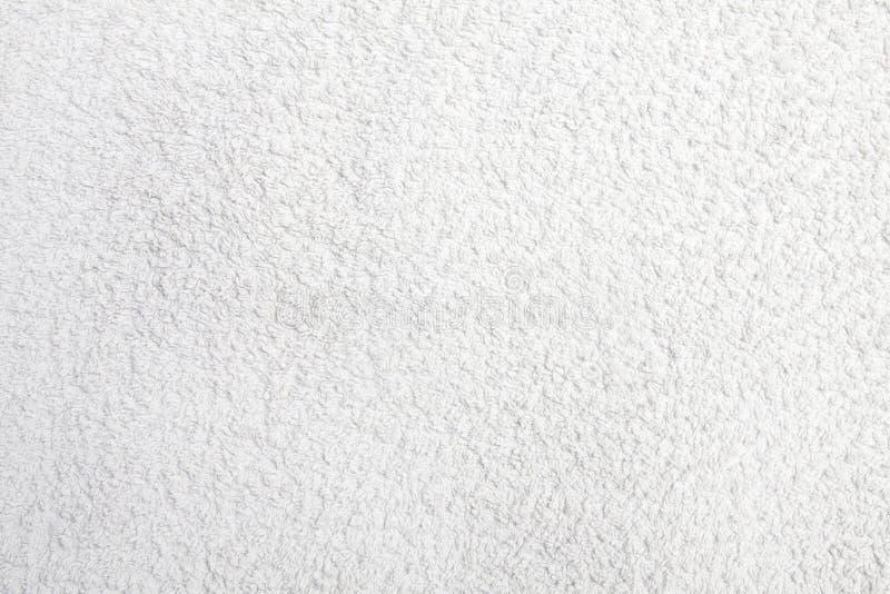 纹理毛巾 免版税库存照片