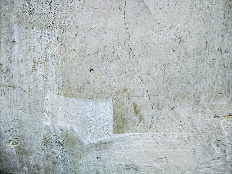 纹理涂灰泥的墙壁 库存图片