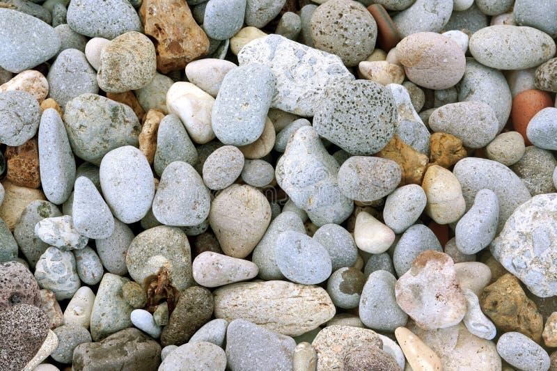 纹理石头 库存照片