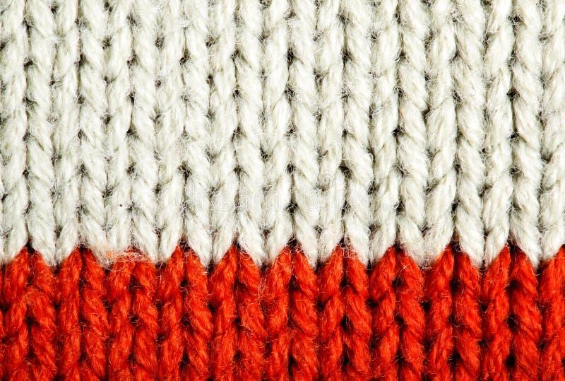 纹理羊毛 库存图片