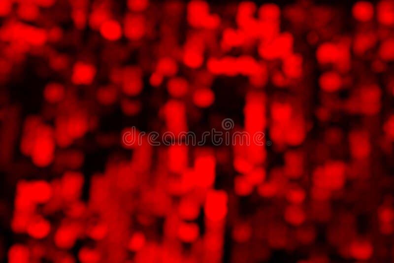 纹理背景弄脏了发光的纹理红色 免版税库存照片