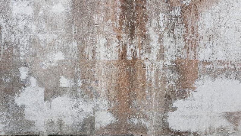 纹理背景的抽象老水泥墙壁 免版税图库摄影