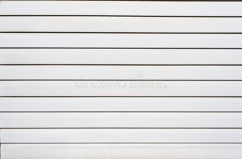 纹理背景的白色塑料侧面板 库存图片