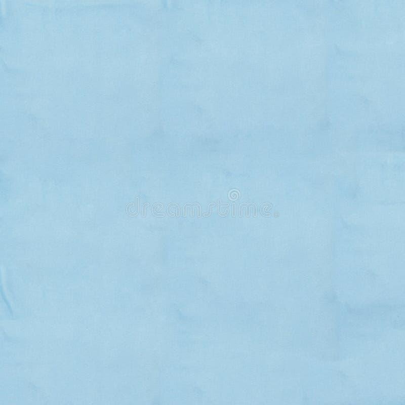 纹理蓝色羊毛毯子 ?? 库存照片
