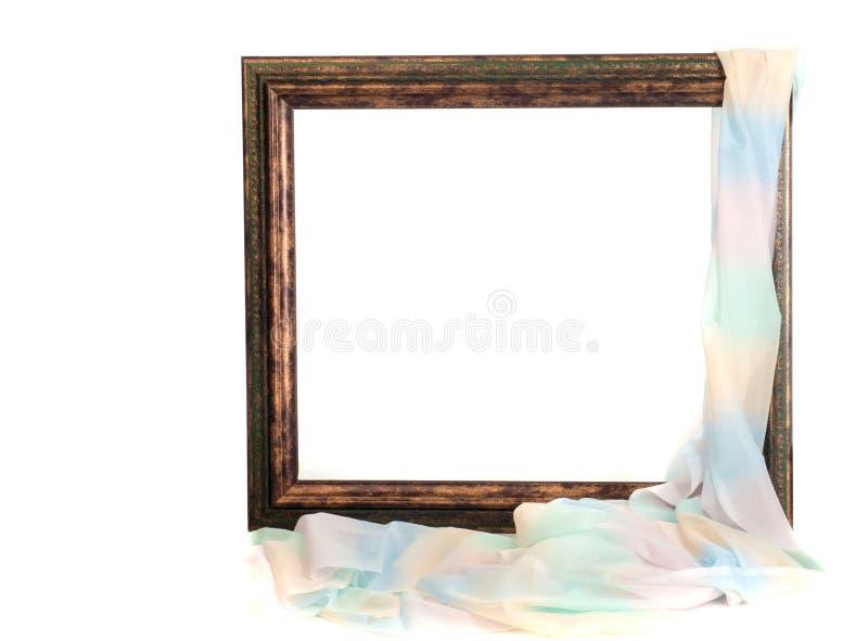 纹理,背景,样式 图片框架在一白色backg的 库存图片