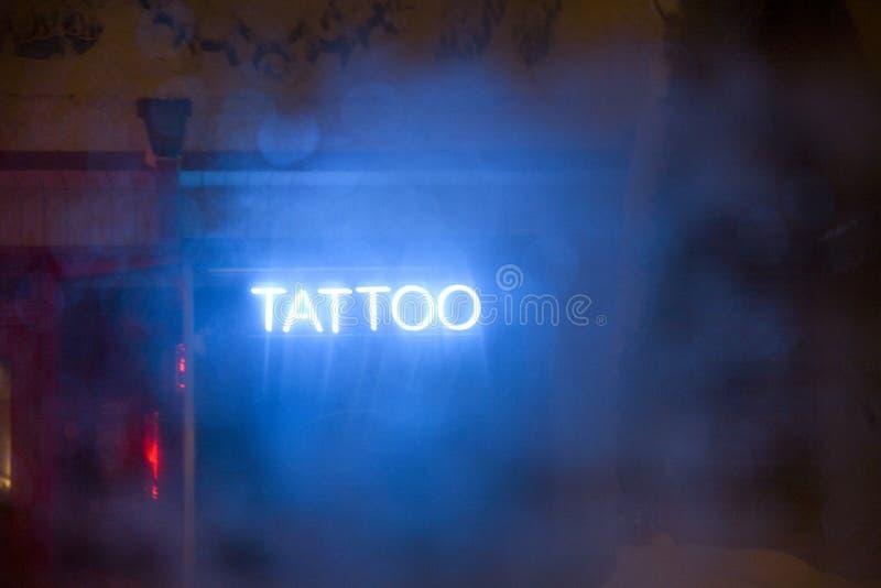 纹身花刺 免版税库存照片