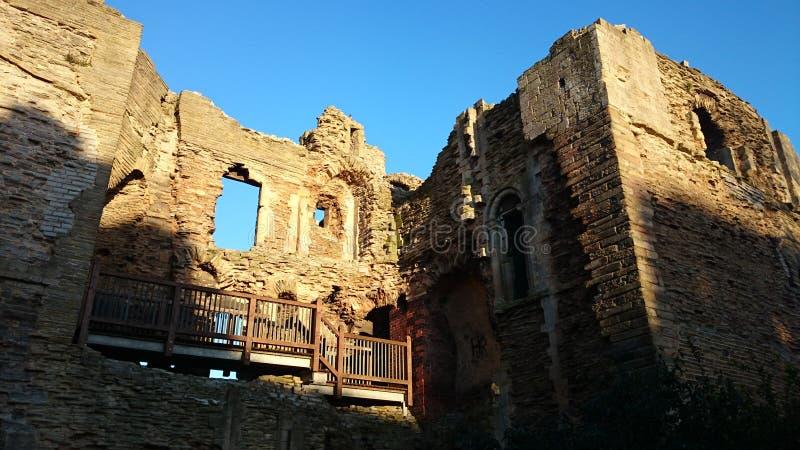 纽瓦克城堡 库存图片