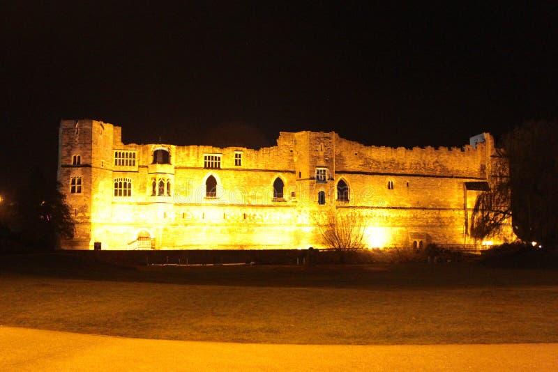 纽瓦克城堡 免版税图库摄影