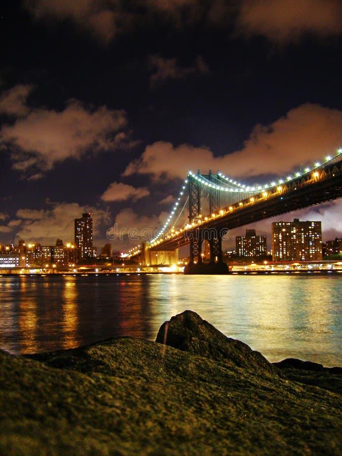 纽约光 免版税图库摄影