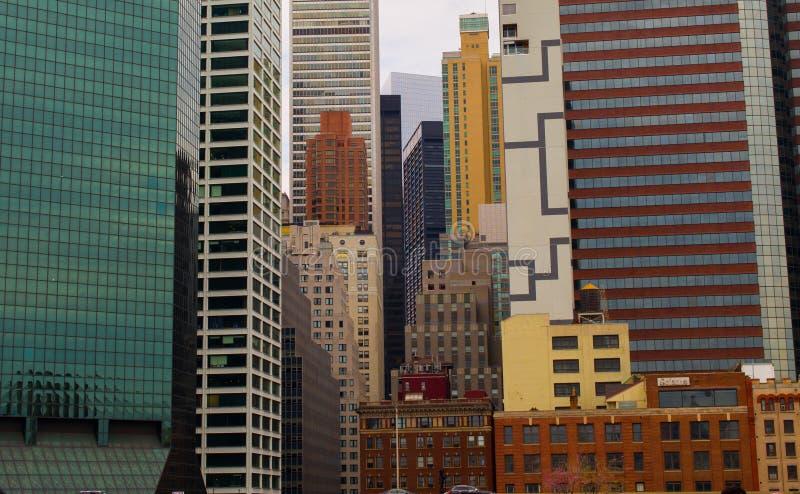 纽约北美洲 免版税图库摄影