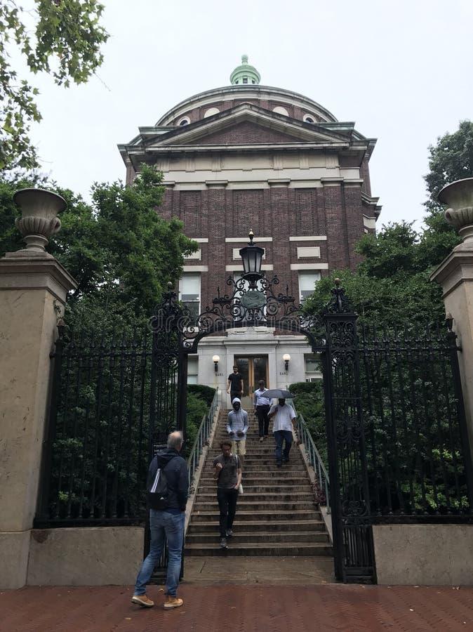 纽约哥伦比亚大学 库存图片