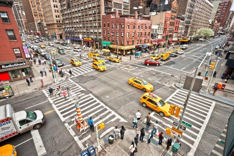 纽约地标,美国。 免版税库存图片