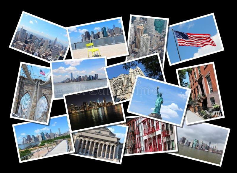 纽约城 免版税库存照片