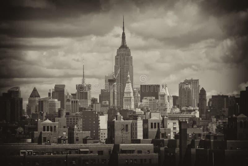 纽约大厦  库存照片