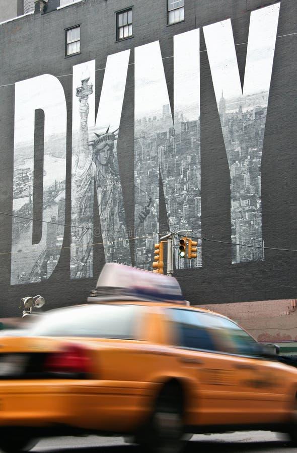 纽约标志 免版税库存照片