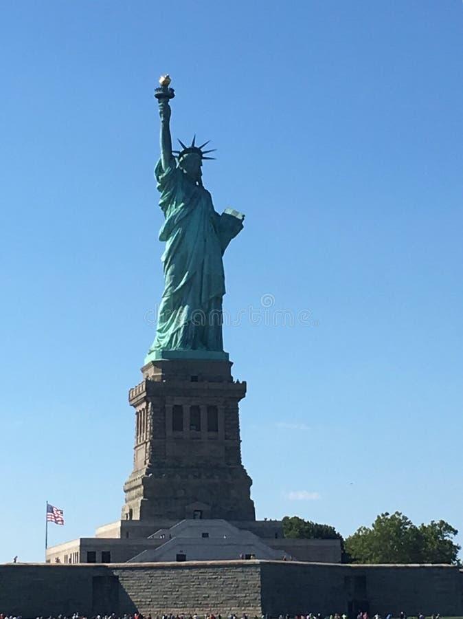 纽约港口 免版税库存图片