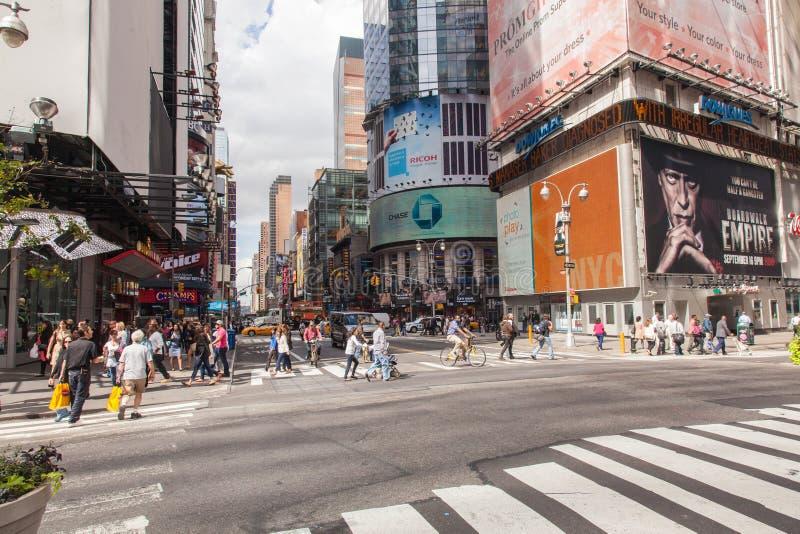 纽约结构 免版税库存图片