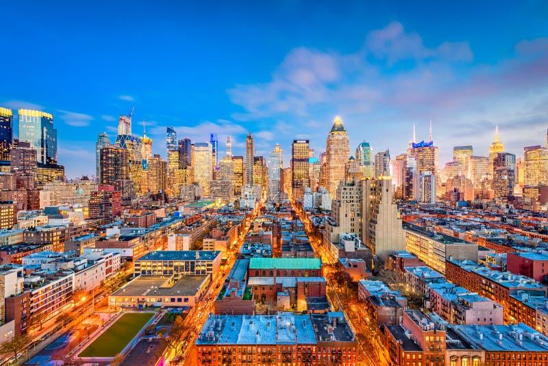纽约,纽约,美国 免版税库存图片