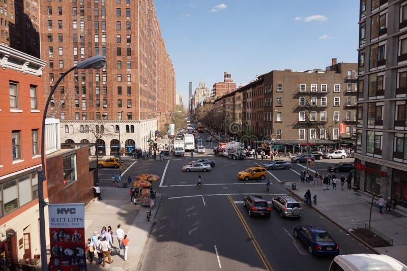 纽约, EUA 免版税库存照片
