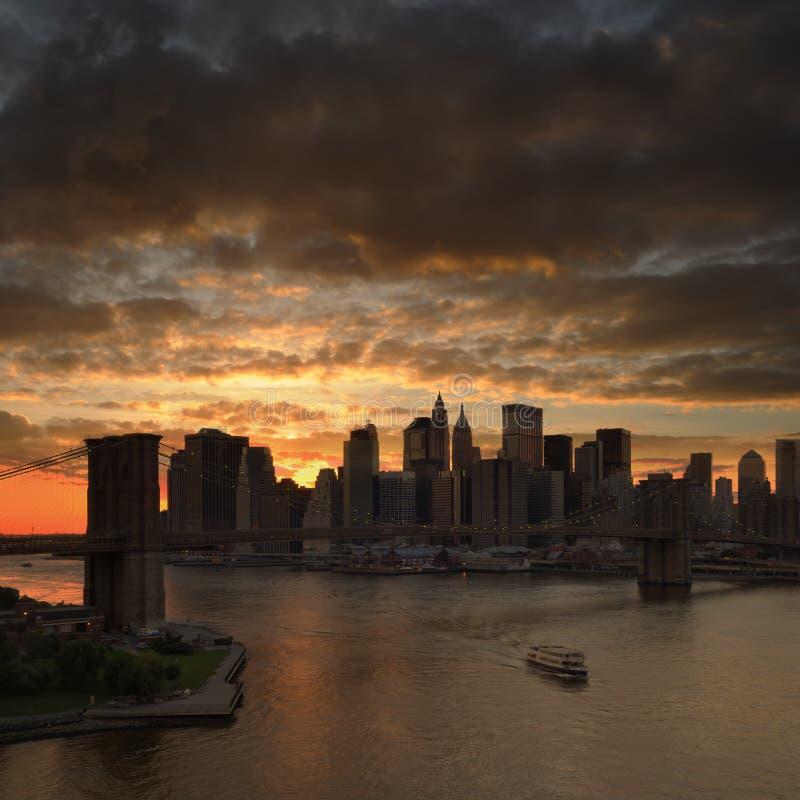 纽约 免版税图库摄影