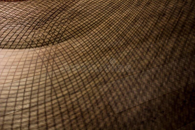线和阴影 图库摄影