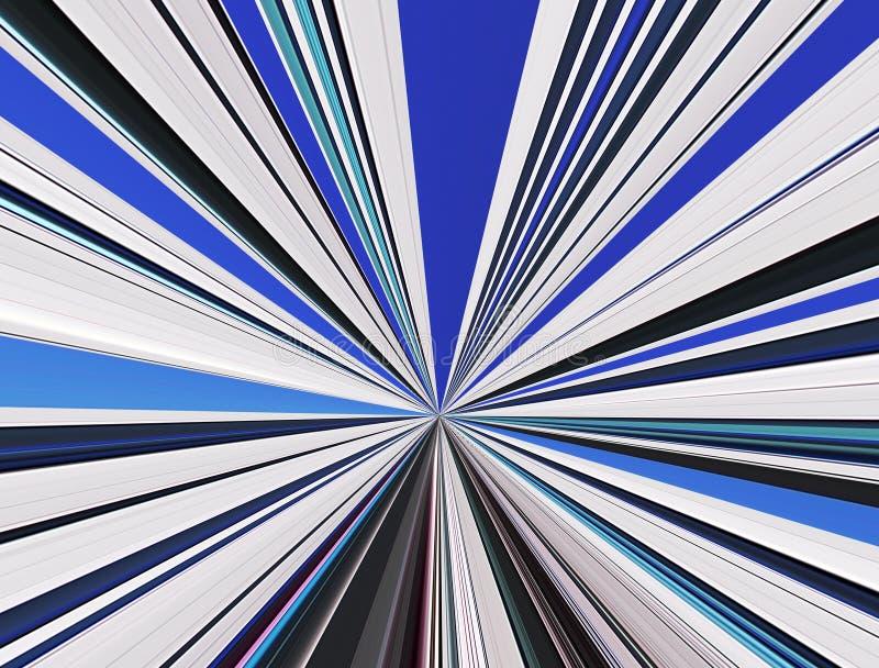 线性抽象背景的颜色 免版税库存图片
