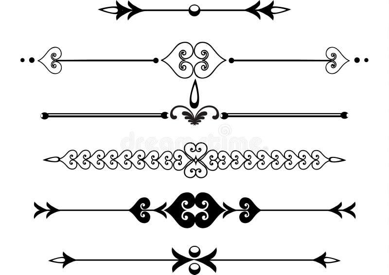 线路规则移动维多利亚女王时代的著&# 皇族释放例证