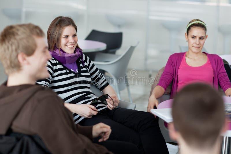 Download 组在闸期间的学员 库存图片. 图片 包括有 女性, 了解, 计算机, 学员, 户外, 人员, 朋友, 大使 - 22354475