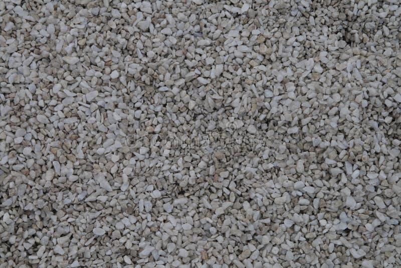 细致的成颗粒状的石渣灰色光 免版税图库摄影