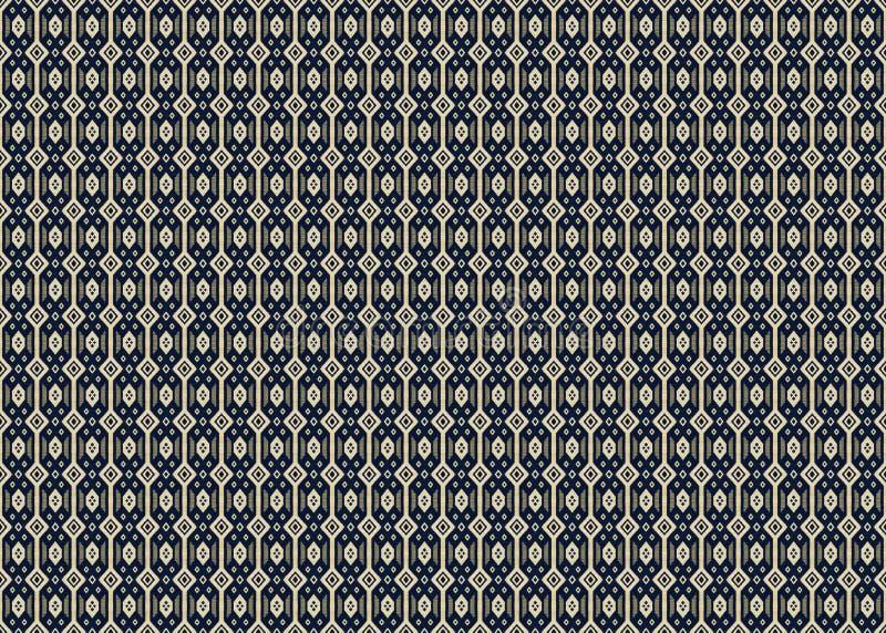 织品无缝的样式纹理背景 库存图片