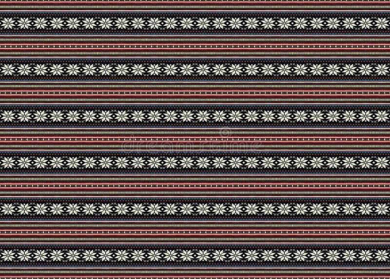 织品无缝的样式纹理背景 图库摄影
