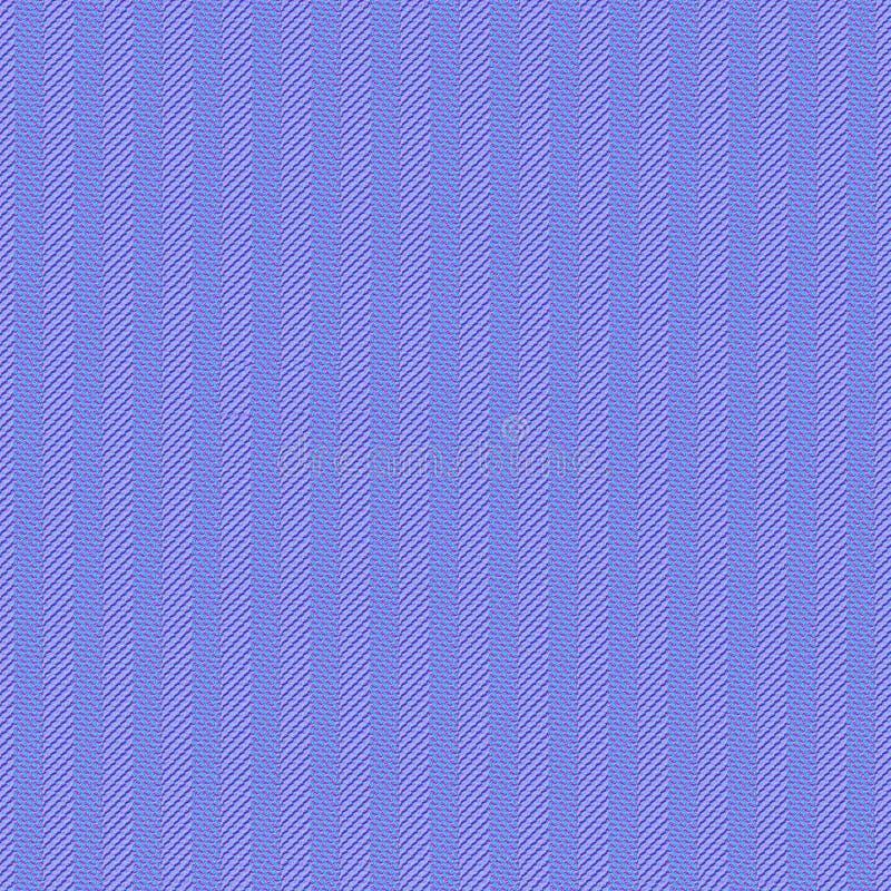 织品无缝的纹理 3d构造的正常地图 库存例证