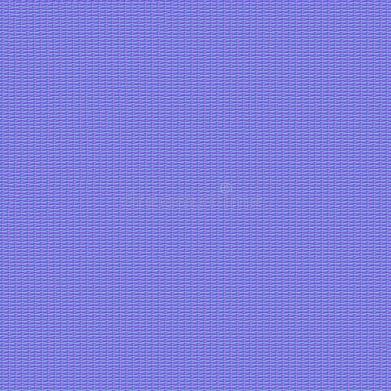 织品无缝的纹理 3d构造的正常地图 免版税库存照片