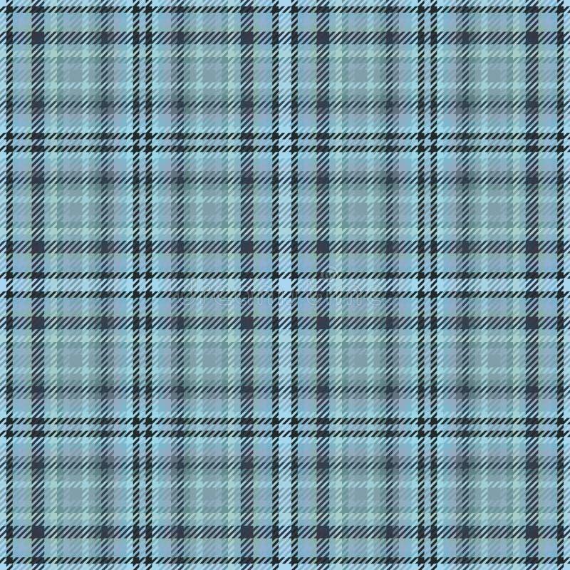 织品格子花呢披肩苏格兰格子呢布料 britney 库存例证