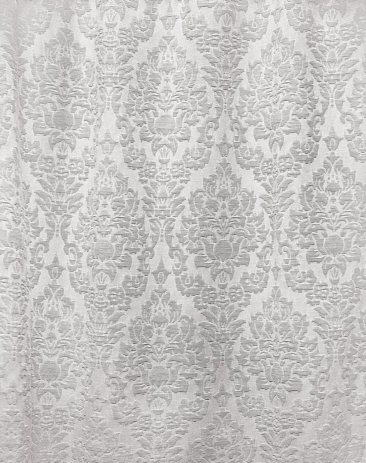 织品灰色织法 免版税库存照片