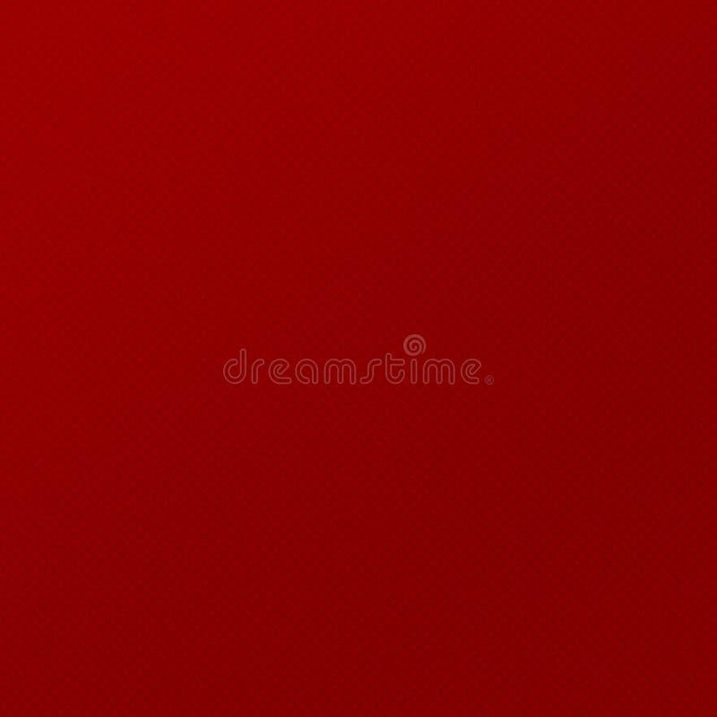 织品红色纹理 皇族释放例证